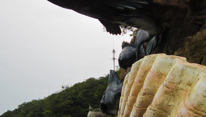 Haizhiyn Park en Dalian, China